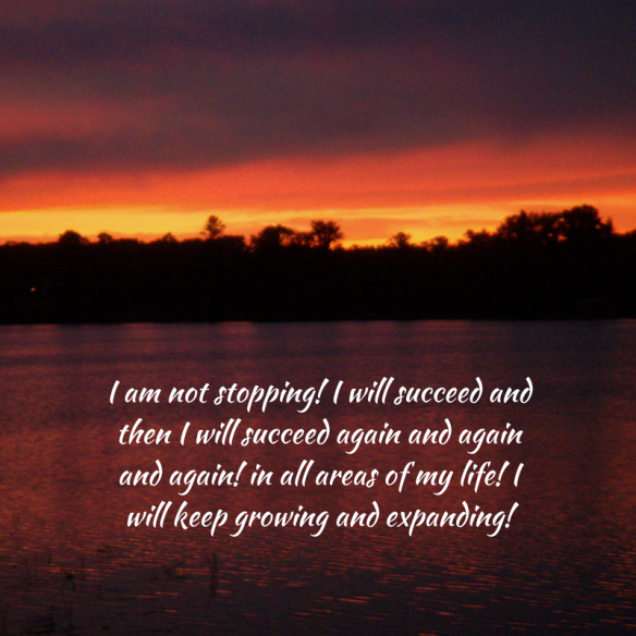 succeed-affirmation